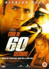 Gone In 60 Seconds (DVD, 2001) PRE OWNED PAL 4