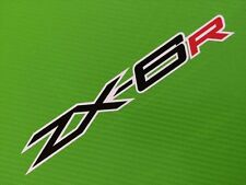 ZX6R logo decal Sticker for Race, Track Bike, Toolbox, Garage or Van #27