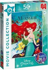 Disney Princess The Little Mermaid 50 piece Jigsaw Puzzle Movie Collection Jumbo