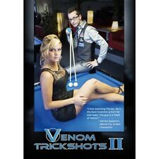 Venom Trickshots 2 DVD - Awesome Billiard Trickshots!