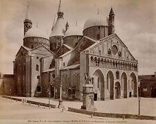 PADOVA c. 1875 - 2 Photos Alinari Basilica S. Antonio Italie - 15