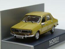 Norev Renault 12, 1974, gelb - 511257 - 1:87