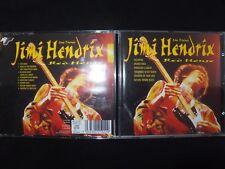 CD JIMI HENDRIX / RED HOUSE /