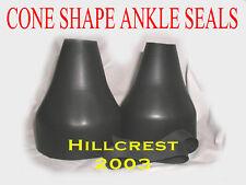 Scuba Diving Dry Suit Cone Shape Ankle Seal Kit (18cm Suit Edge When Laid Flat)