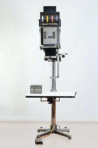 "Ampliadora Durst Color Laborator 138 5x7"" cabezal CLS 1000 Heat Enlarger"