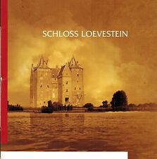 Jansen, Schloss Loevestein, Burg, Wasserschloss b. Zaltbommel Niederlande, 2006