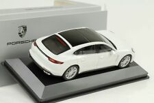 2016 Porsche Panamera Turbo S E-Hybrid EXECUTIVE BIANCO 1:43 Herpa WAP spacciatore