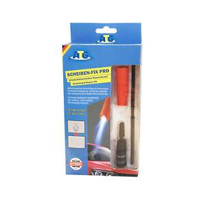 ATG Steinschlag Reparatur Set für Auto Windschutzscheiben & Glas, mit UV Lampe