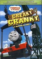 Thomas  Friends: Creaky Cranky (DVD, 2010, Canadian)