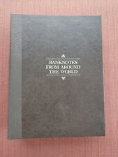 Franklin Mint Specimen Banknotes From Around the World