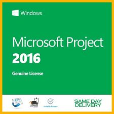 Project 2016 Professional Product Key Activation License