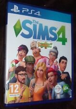 The Sims 4 Playstation 4 PS4 NEW SEALED FREE UK p&p UK SELLER