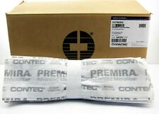 "Case 200 Contec Premira II 5x 18"" Single Sided Microfiber Flat Mop Head HCPM2002"