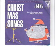 CONNIE FRANCIS - The christams song   ***Ita - Press***