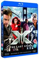 X-Men 3: The Last Stand Blu-ray (2007) Hugh Jackman, Ratner (DIR) cert 12