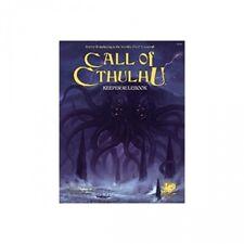 Call of Cthulhu: Keeper Rulebook by Paul Fricker, Sandy Petersen, Mike Mason, Lynn Willis (Hardback, 2016)