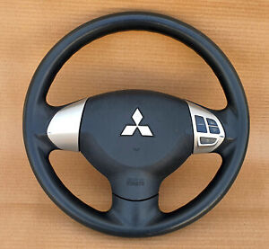 Mitsubishi Lancer 2008 Steering wheel with buttons oem used