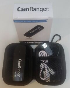 CamRanger mini Advanced wireless camera control
