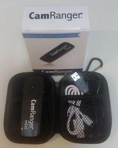 CamRanger mini Advanced wireless camera control