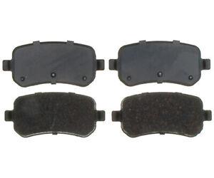 Disc Brake Pad Set-Service Grade; Ceramic Rear Raybestos SGD1021C