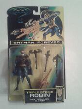 Kenner - Batman Forever - Triple Strike Robin Figurine - New & Sealed