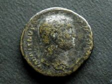 ROMAINE/ HADRIEN 117-138. SESTERCE. R/ DIANE CHASSERESSE. 136 ROME. ****RARE****