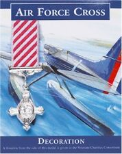 Air Force Cross -  Decoration  - Miniature Reproduction