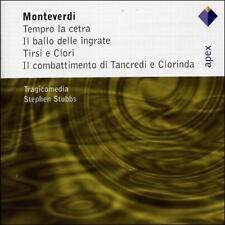 Monteverdi: Tempro La Cetra / Trisi E Cori, New Music