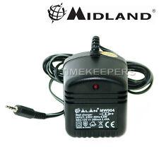 MIDLAND ALAN mw904 Caricabatterie per Midland Radio g5xt g6xt g7xt g8e BT g9e 445bt