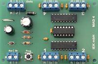 Motorweichendecoder für Antrieb MTB MP 1, NRMA DCC Standard digital,  H0 IEK