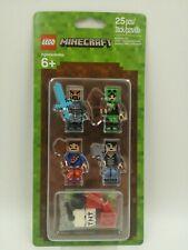 Lego 853609 Minecraft Skin Set 1 NEU & OVP