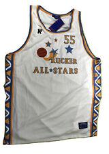 Stall & Dean Rucker Vintage Basketball All-Stars #55 Jersey NWT Mens 62 (6XL)
