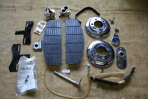 Harley misc parts chrome FL FXR Dyna Softail XL FXRT FXRP FXRD FXDL EP23333