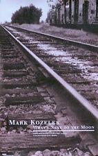 Mark Kozelek 2001 What's Next To The Moon Original Promo Poster