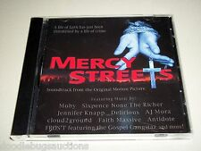 2000 Original Motion Picture Movie MERCY STREETS Music Soundtrack 12-Song CD