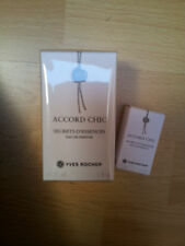YVES ROCHER - EDP 30 ML ACCORD CHIC SECRETS D'ESSENCE + MINIATURE NEUFS