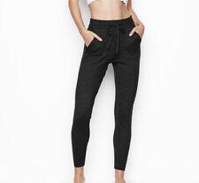 Victorias Secret VS Charcoal Grey Knitted Joggers Sweatpants Xs Leggings