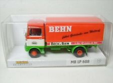 MERCEDES-BENZ L 908 behn-becks BIRRA
