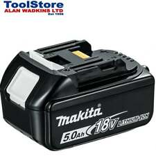 Makita 18v 5.0ah Battery BL1850 Li-on Genuine