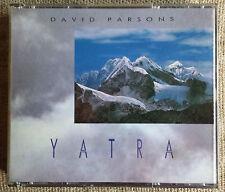 David Parsons – Yatra - 2CD  Label: Fortuna Records 