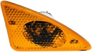 Turn Signal / Side Marker Light Assembly Front Left,Left HD Solutions 888-5421