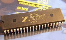Z84C4006PEC Serial I/O Controller Z80SIO/0 CMOS 6MHz, Zilog