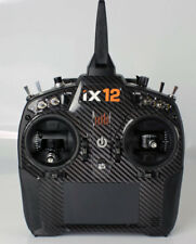 Spektrum iX12 Carbon Fiber Skin Wrap Radio Transmitter Ultradecals