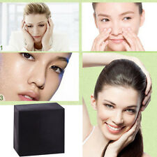 Bamboo Charcoal Handmade Soap Skin Soap Moisture Care Blackhead Removal Soap hot