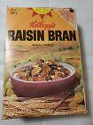 1960 Raisin Bran Kelloggs Canadiana