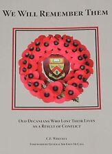 DEAN CLOSE SCHOOL SOLDIERS Boer First Second World Wars Public Cheltenham Record