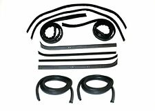 1973-79 Ford F-150  Belt Weatherstrip--Window Channel--Door Seal Kit