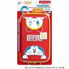 Nintendo 3DS LL XL Doraemon & Dorami Hard Pouch Case