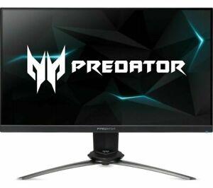 "Acer Predator XN253QX 24.5"" Gaming Monitor, 1ms 240Hz G-Sync - UM.KX3EE.X01"