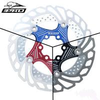 IIIPRO Bremsscheibe 160/180/203mm 6-Loch Design Fahrrad Aluminium Bremse Disc